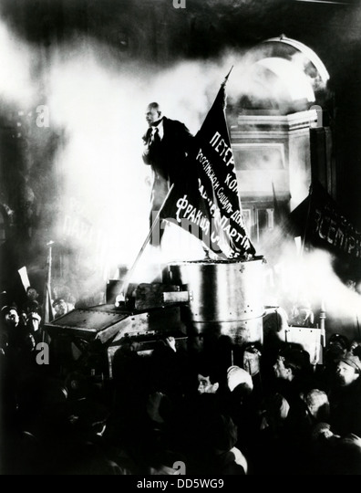 100 years later, the revolution lives on in Eisenstein's October: Ten Days That Shook the World