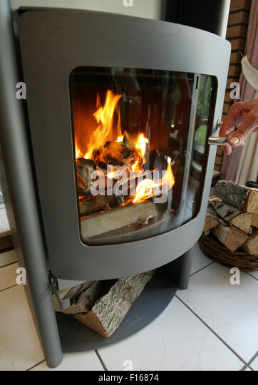 Wood Burning Stoves Fireplace Stock Photos Wood Burning Stoves Fireplac