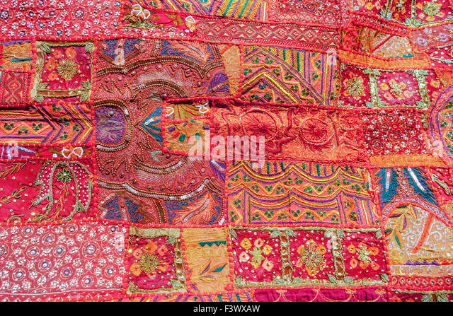 Indian Embroidery Stock Photos Amp Indian Embroidery Stock