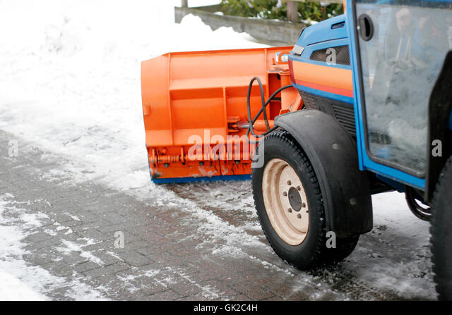 Winterdienst  Winterdienst Stock Photos & Winterdienst Stock Images - Alamy