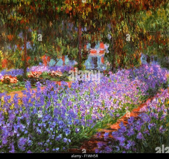 Lartiste stock photos lartiste stock images alamy - Les jardins de claude monet ...