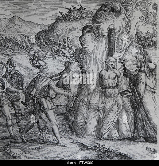 the destruction of the indies and Home theodore de bry's illustrations for bartolome de las casas's short  account of the destruction of the indies (page references, when given, are to the .