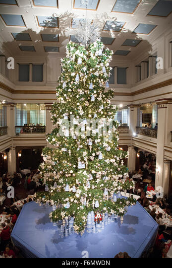 Chicago Christmas Tree Stock Photos Chicago Christmas Tree Stock Images