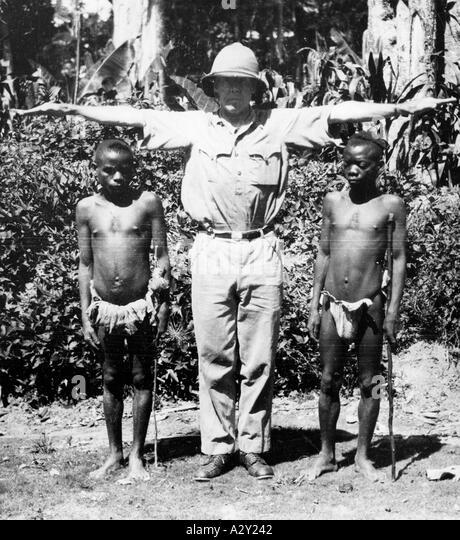 Mbuti people