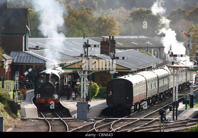 CBN Railway