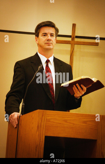 Pastor Pulpit Stock Photos & Pastor Pulpit Stock Images ...