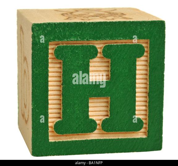 D Block Capital Letters