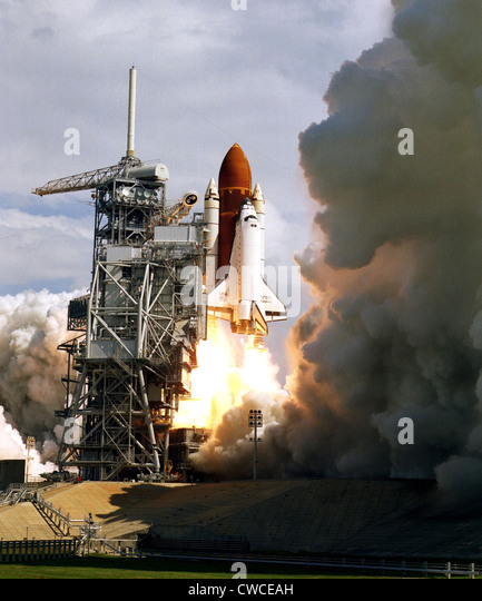 1987 space shuttle launch - photo #16