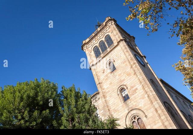 Catalonia university stock photos catalonia university - Placa universitat barcelona ...
