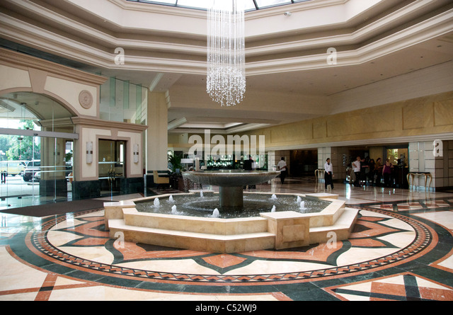 Grand Hotel Foyer : Hotel colombo stock photos images
