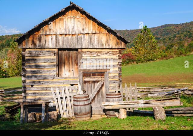 Cumberland Gap National Historical Park   Stock Image