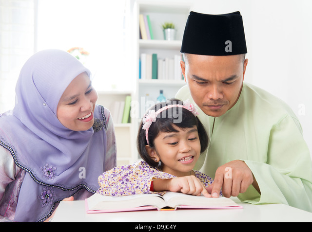 how to teach quran at home