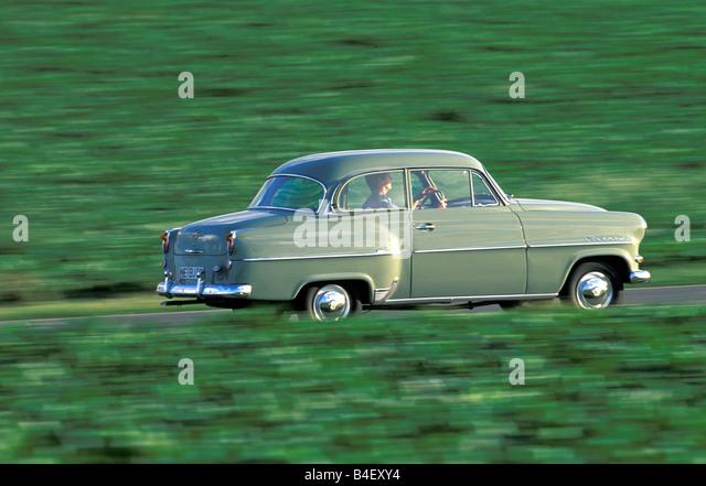 1950 Opel Kapitan - Information and photos - MOMENTcar
