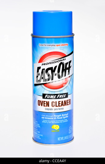 Oven Cleaner Stock Photos Amp Oven Cleaner Stock Images Alamy