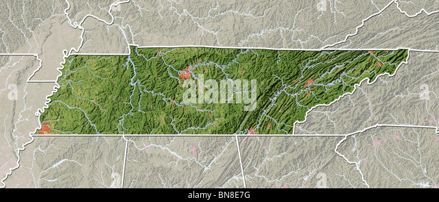 Shaded Relief Map Stock Photos Amp Shaded Relief Map Stock