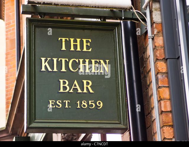 Kitchen Bar  Victoria Square  Belfast   Stock ImageRestaurant Sign Belfast Stock Photos   Restaurant Sign Belfast  . Kitchen Bar Menu Belfast. Home Design Ideas