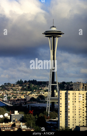 1962 worlds fair stock photos 1962 worlds fair stock Built in seattle