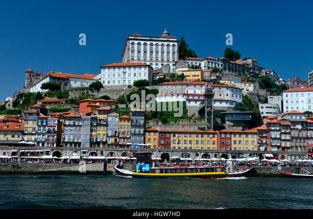 douro fluss stock photos douro fluss stock images alamy. Black Bedroom Furniture Sets. Home Design Ideas
