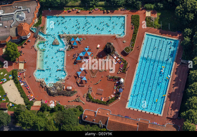 Public Swimming Pool Outside