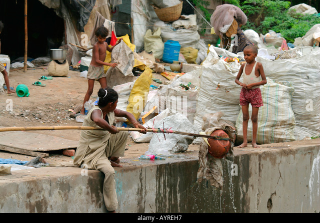 Condition of children in india