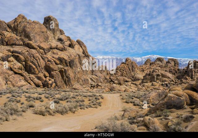Western Sierra Nevada Mountains Stock Photos & Western Sierra ...