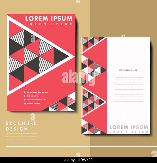 Abstract Technology Background Design Half Fold Stock Photos