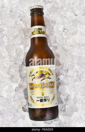 Kirin Ichiban Label