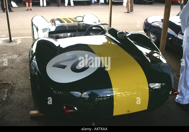 Lister Cars Stock Photos Amp Lister Cars Stock Images Alamy