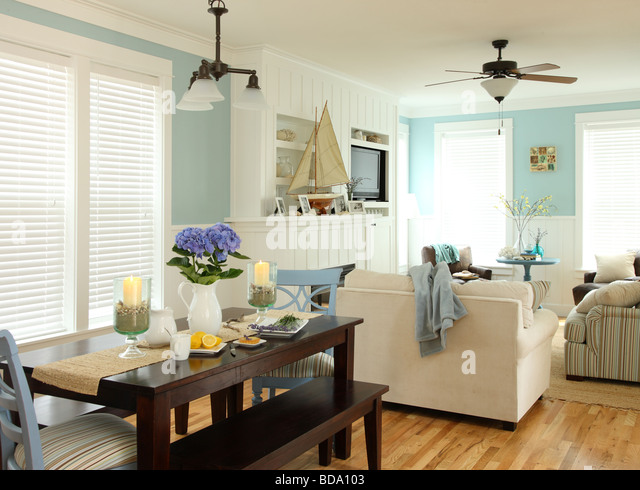 Beach House Interior Stock Photos Beach House Interior Stock Images