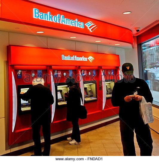 Bank Of America Debit Card Travel In Spain