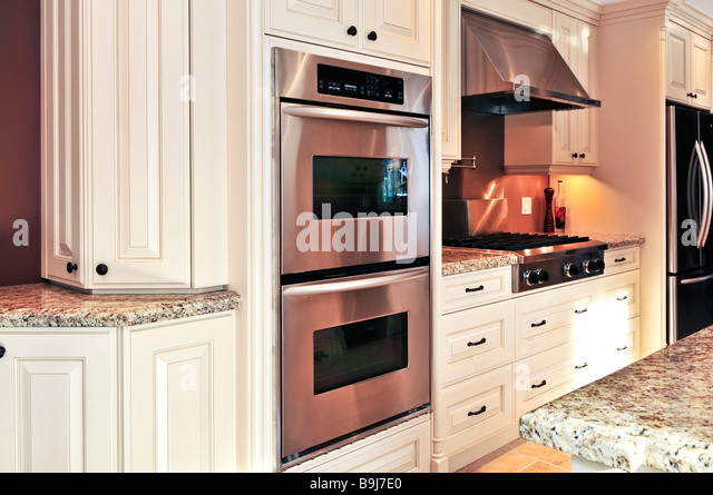 Kitchen appliance designer stock photos kitchen appliance designer stock images alamy - Luxurious kitchen appliances ...