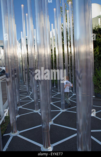 Expo 2015 Stand Enel : Enel stock photos images alamy