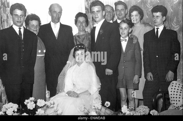 Family Portrait 1950s Stock Photos Amp Family Portrait 1950s