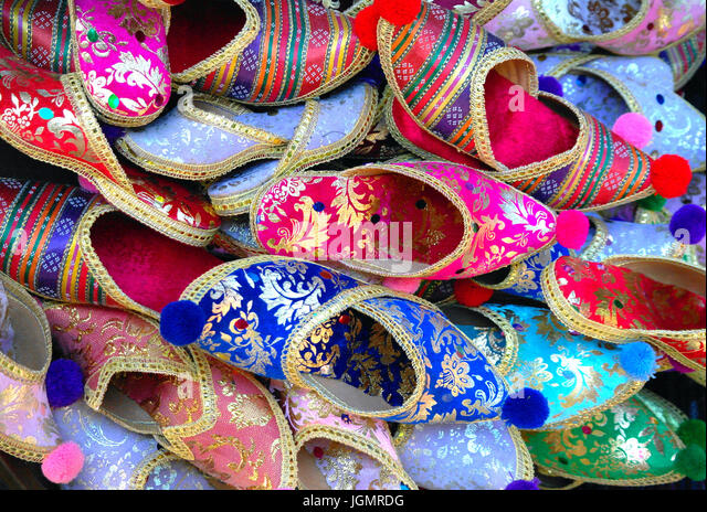 Turkish Slippers Stock Photos Turkish Slippers Stock Images Alamy