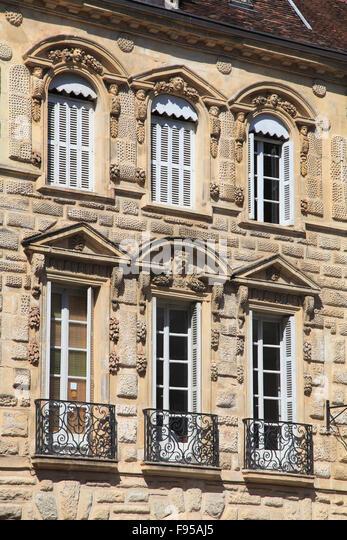 Dijon street stock photos dijon street stock images alamy for Dijon architecture