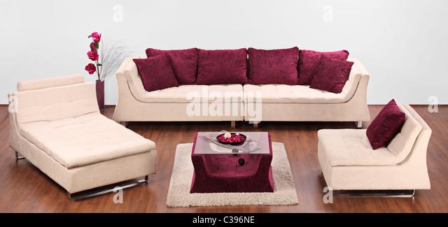 Minimalist Interior Design Stock Photos & Minimalist