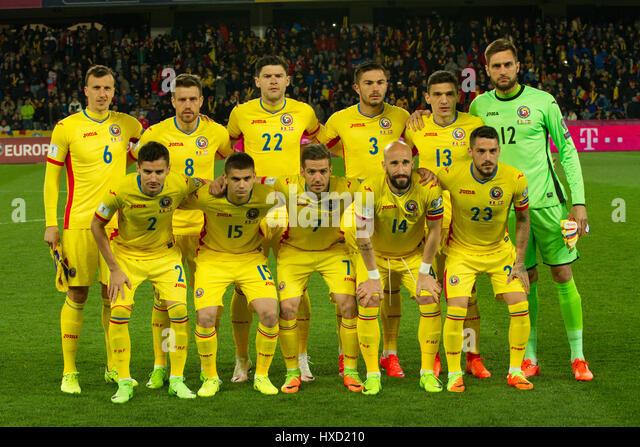 Romanian Soccer Team Romanian Team S...