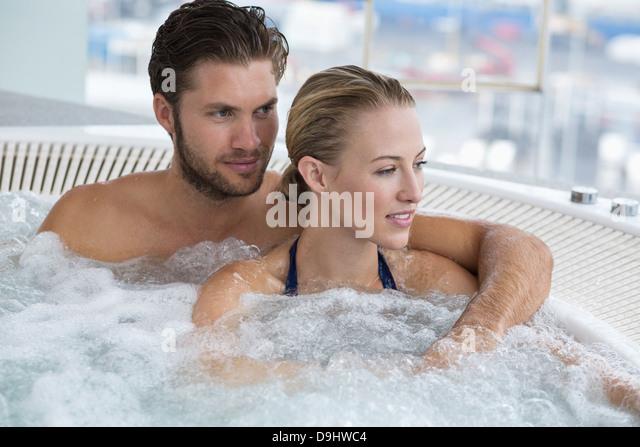 sexe video sex hot tub