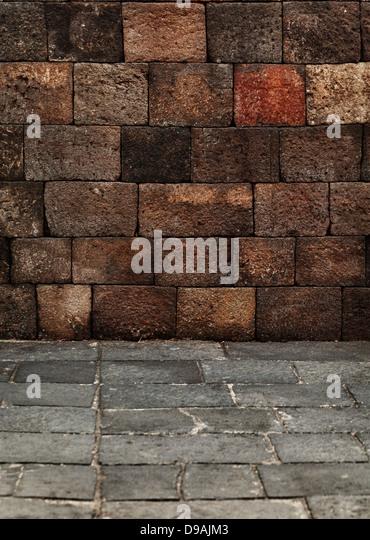 Stonework Granite Block : Stone blocks masonry stock photos