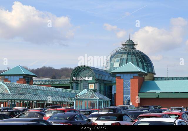 John Lewis Sheffield Car Park