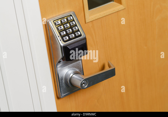Office Door Office Door Keypad