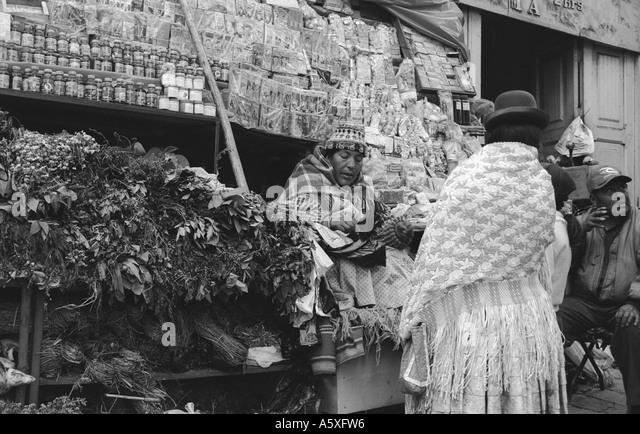 Bolivia Witch Craft Market