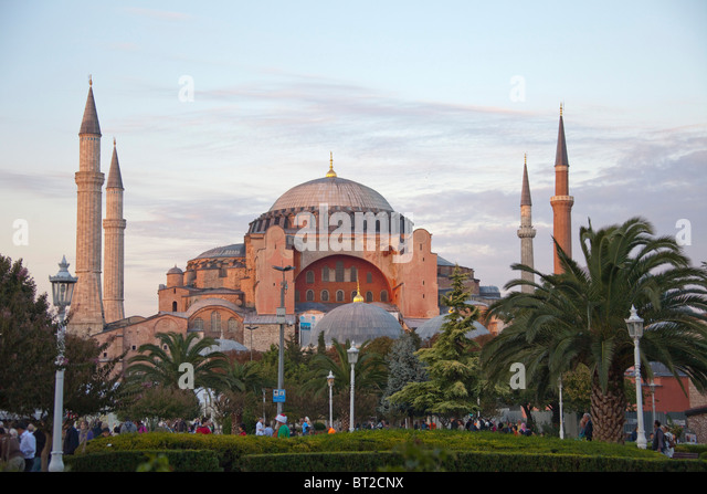 Hagia Sophia Stock Photos & Hagia Sophia Stock Images - Alamy