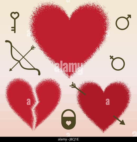 Love Symbols Stock Photos Love Symbols Stock Images Alamy
