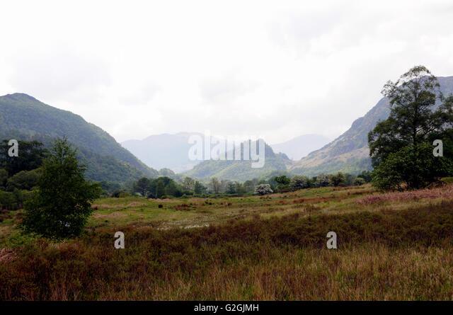 Borrowdale Valley United Kingdom  city photo : Shaped Valley Stock Photos & U Shaped Valley Stock Images Alamy