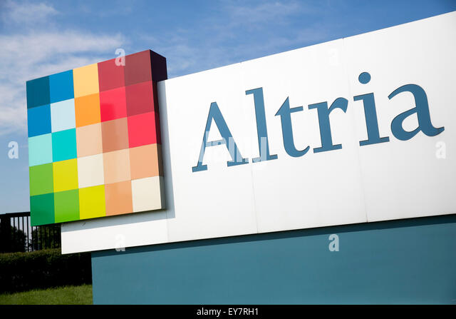 MO Stock Price - Altria Group Inc Stock Quote