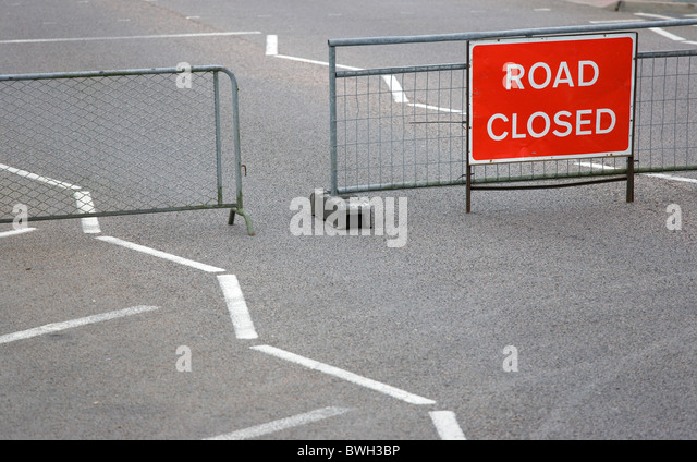 British road signs in england uk stock photos