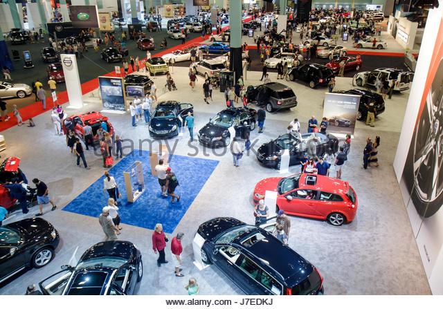 South Florida International Auto Show Stock Photos South Florida