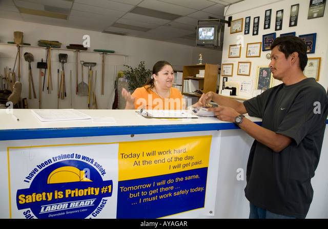 labor ready employment services