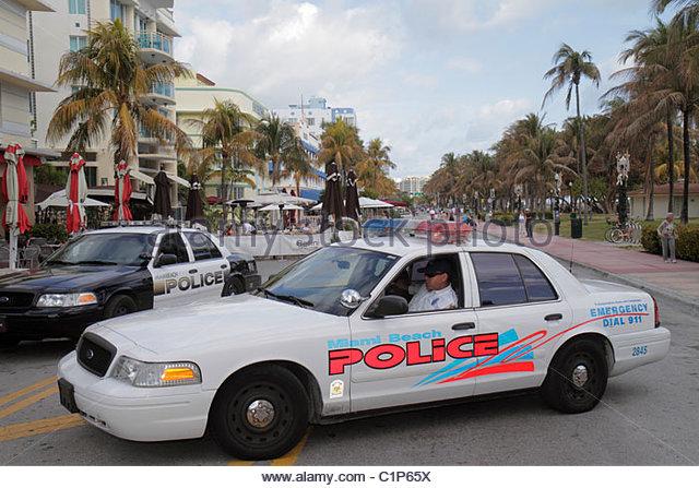 Atlantic Beach Florida Police Report